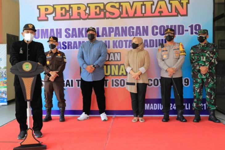 RSL Asrama Haji dan Rusunawa II resmi berfungsi guna tekan BOR di Kota Madiun