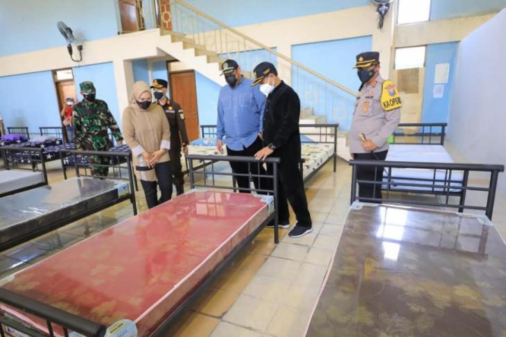 Mulai beroperasi, RSL Asrama Haji Kota Madiun siap tampung pasien COVID-19