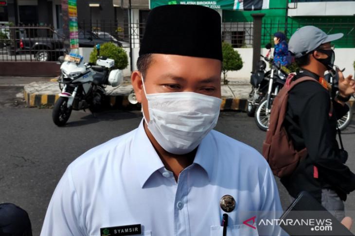 Dinkes Rejang Lebong: Enam kelurahan zona oranye penyebaran COVID-19