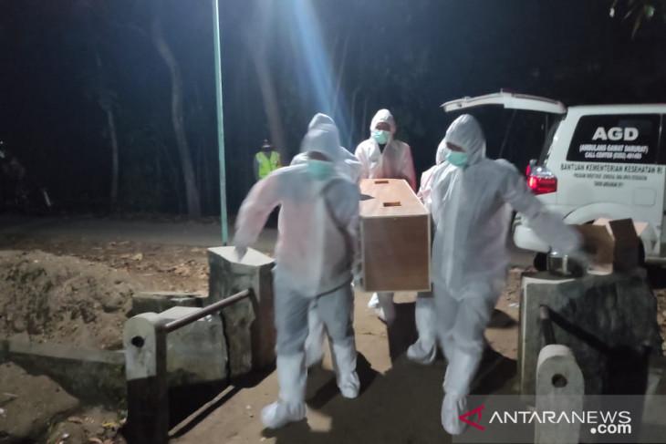 Kematian COVID-19 di Jember pecahkan rekor,  57 kasus sehari