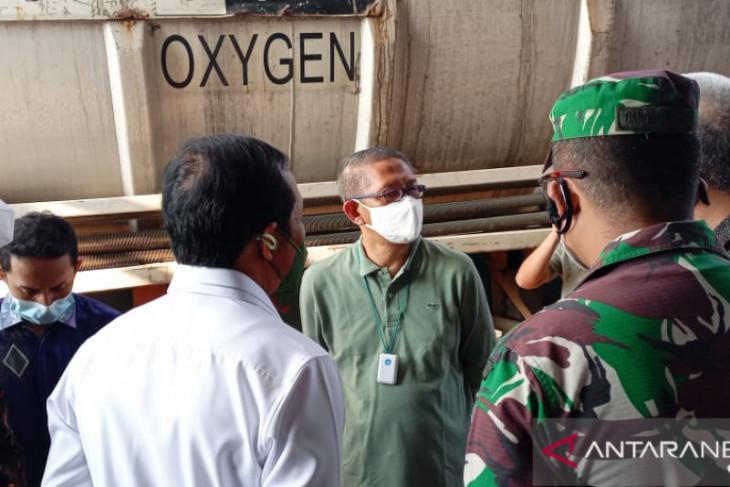 PT Spektro prioritaskan distribusi oksigen ke seluruh apotik di Kalbar