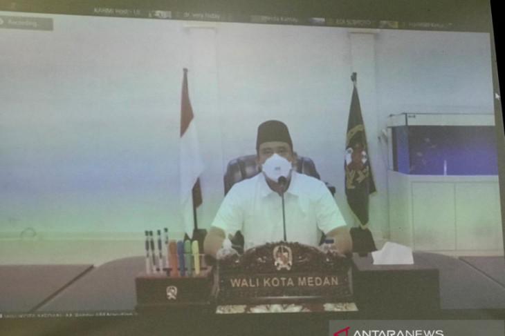 Wali Kota Medan minta masukan KAHMI terkait kasus COVID-19 yang tinggi
