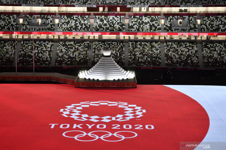 Ringkasan medali Olimpiade Tokyo  Minggu 25 Juli