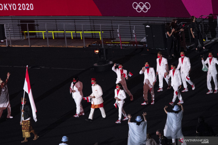Jadwal kontingen Indonesia di Olimpiade Senin 26 Juli