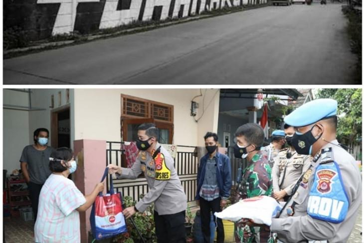 Ombudsman apresiasi gerak cepat Forpimda Kabupaten Tangerang Sambangi Rumah Pembuat Mural yang Viral