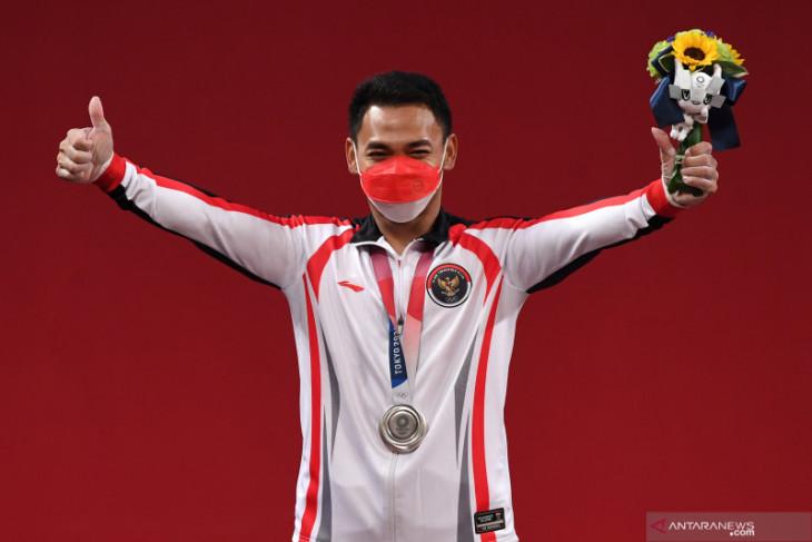 Olimpiade Tokyo: Lifter Eko Yuli belum kepikiran pensiun