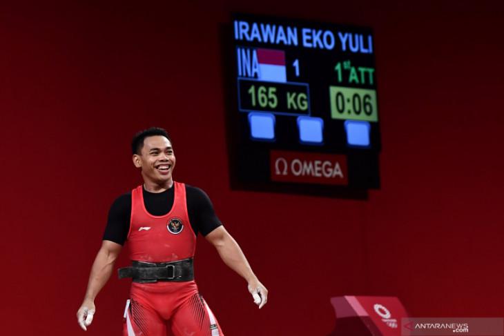 Olimpiade Tokyo, Menpora berharap Eko Yuli turut andil dalam bina lifter junior