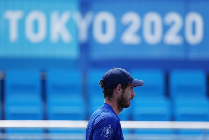 Olimpiade Tokyo 2020:   Andy Murray mundur dari tunggal putra  karena cedera