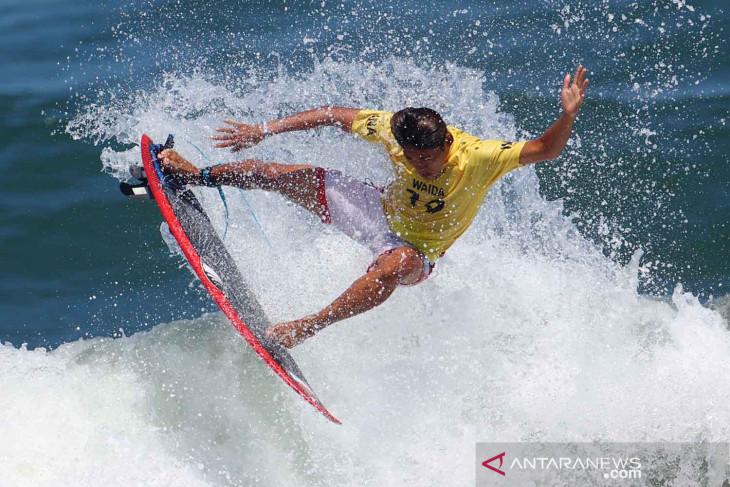 Rio Waida semakin percaya diri di turnamen usai Olimpiade Tokyo