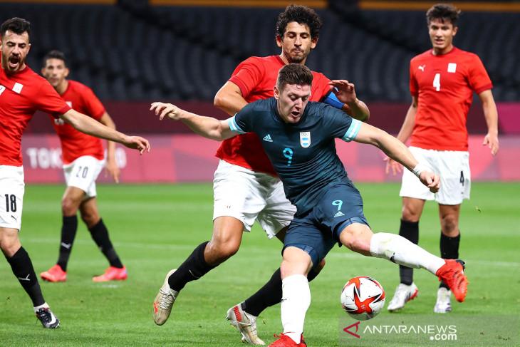 Hasil Olimpiade sepak bola putra:  Jerman dan Prancis menang dramatis