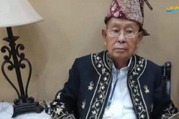 Hasip Kalimudin Syam ketua LAM Provinsi Jambi tutup usia