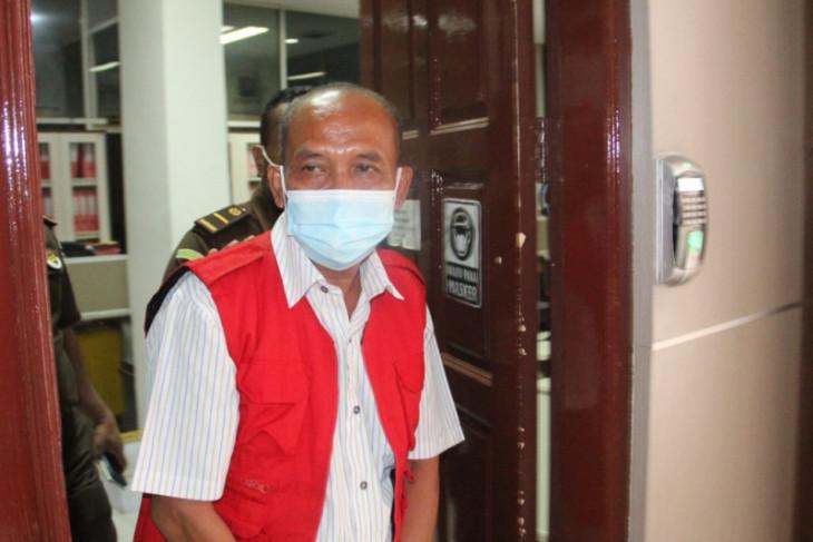 Kejati titipkan mantan pimpinan Bank Sumut KCP Galang di RTP Polda
