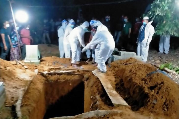 Kasus aktif COVID-19 di Mukomuko berkurang jadi 359 orang