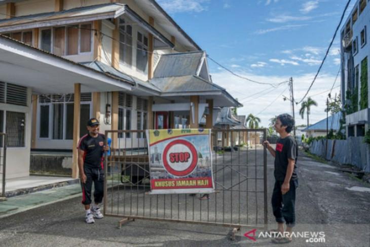 Jumlah kasus COVID-19 Sulteng tembus 4.000 orang, tertinggi di Banggai