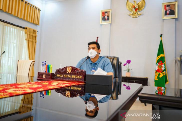 Keterisian tempat tidur di Medan 60,7 persen