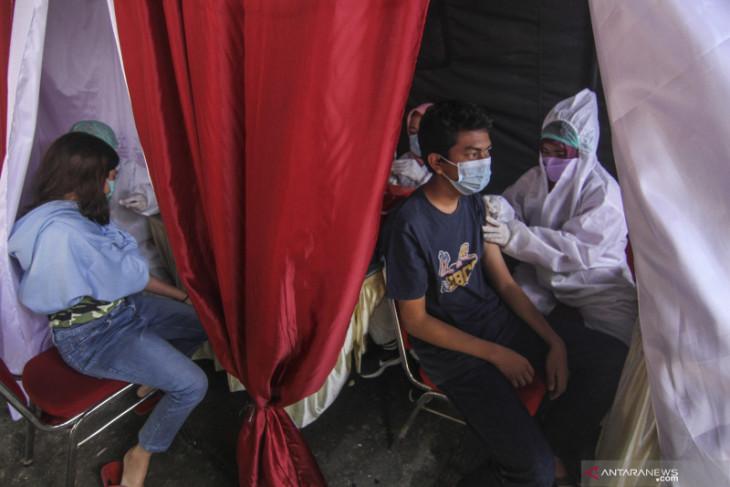 Kota Depok targetkan cakupan vaksinasi COVID-19 bisa capai 50 persen pada Agustus