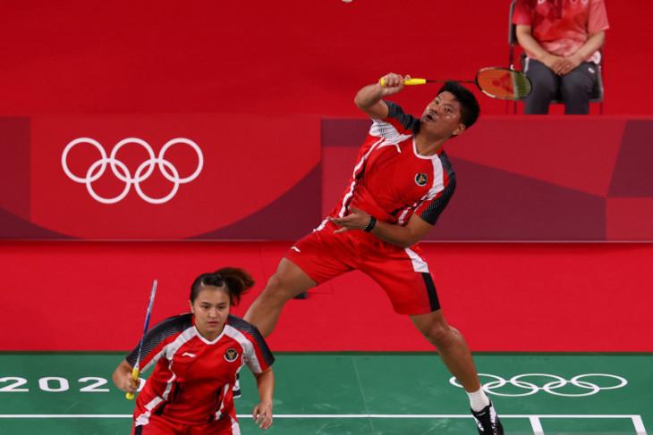 Olimpiade Tokyo: Praveen/Melati akui kurang maksimal melawan ganda Jepang