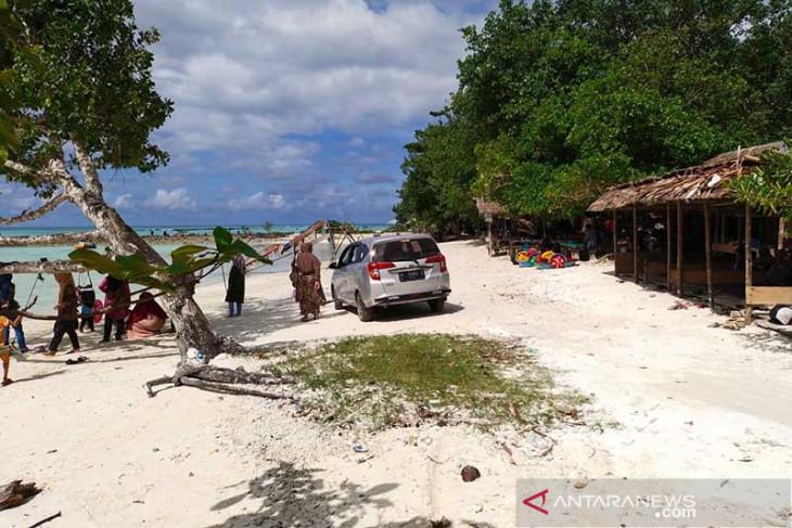 Pantai Ujung Balla, lokasi wisata favorit masyarakat Simeulue