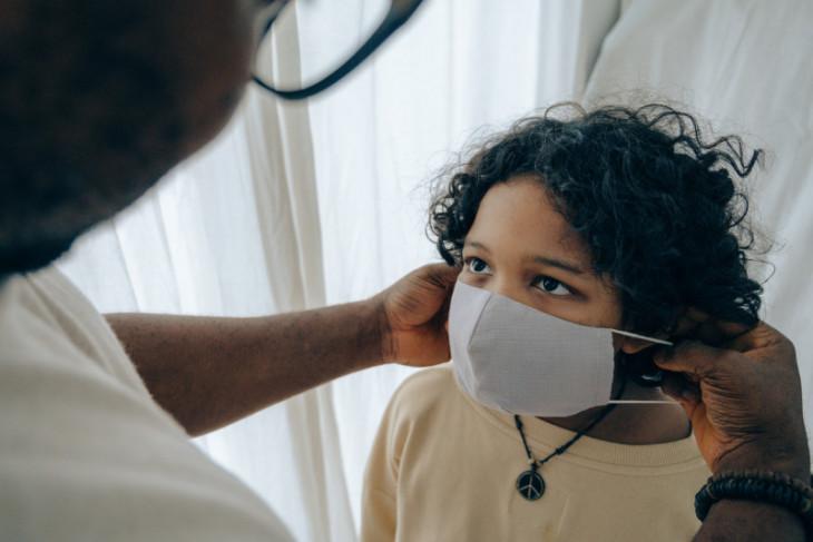 Antivirus COVID-19 tidak diperlukan untuk anak yang OTG dan gejala ringan