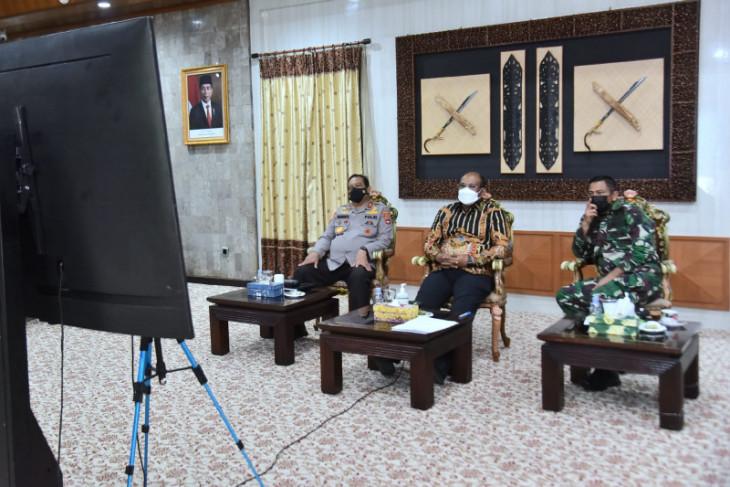 Senin, Banjarbaru dan Banjarmasin siap terapkan PPKM level IV
