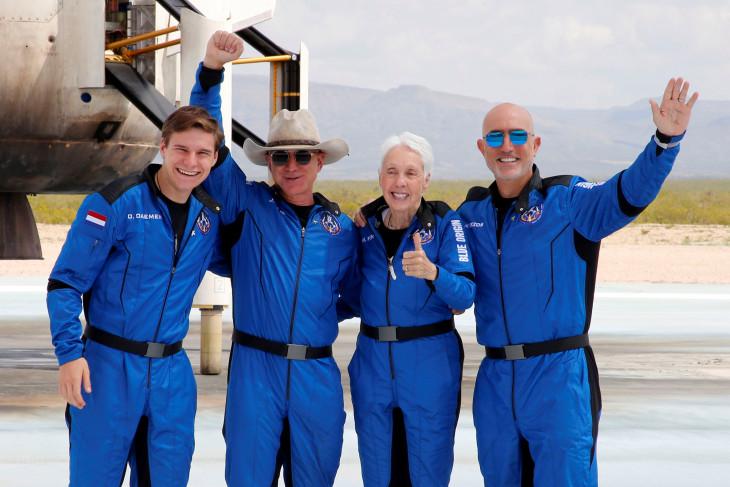 Pariwisata antariksa dan dampaknya bagi Bumi