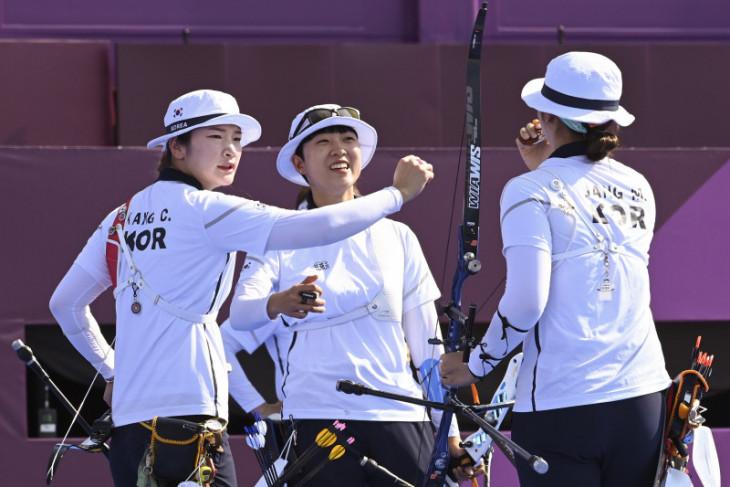 Mengapa Korea Selatan begitu mendominasi panahan Olimpiade