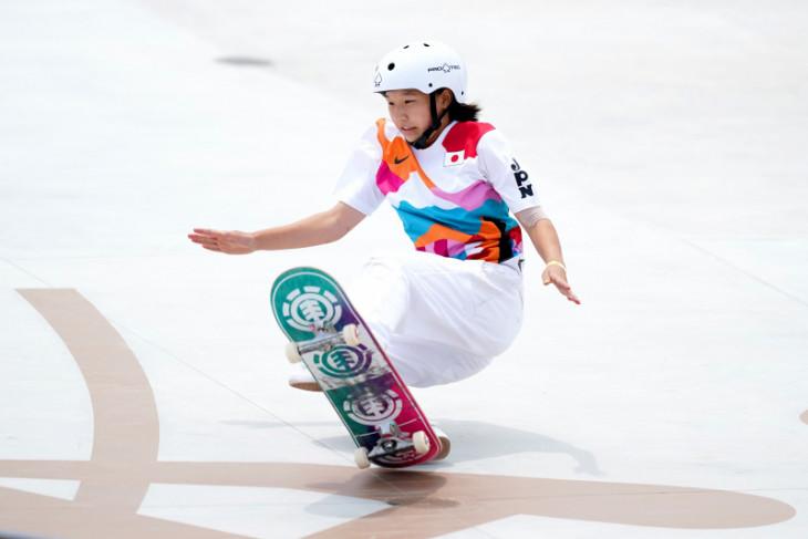 Olimpiade, Skateboard dan kisah dua anak sekolahan menggebrak Tokyo 2020