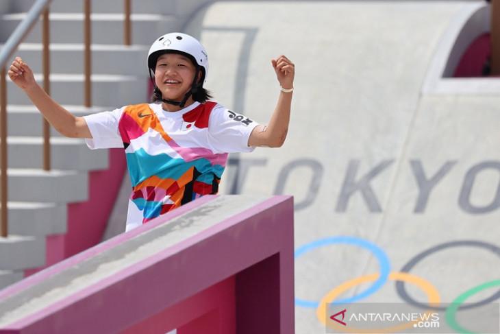 Olimpiade Tokyo: Klasemen medali, Jepang ke puncak setelah tambah tiga emas