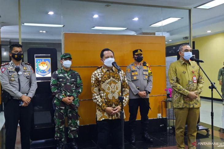 Mendagri apresiasi langkah Bupati Tangerang tangani kasus COVID
