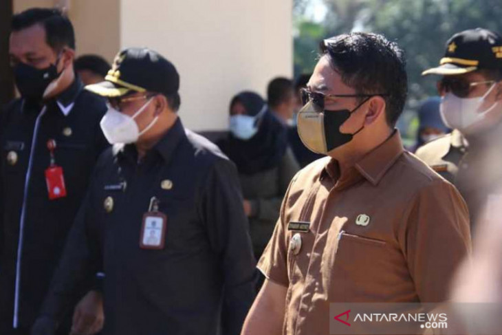 Wabup berharap 45 serdik Bintara Polri asal HSS nantinya mengabdi di daerah
