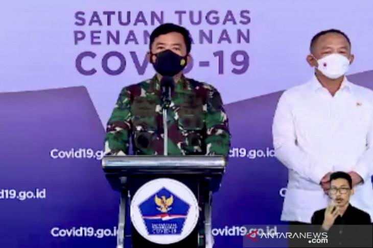 63 ribu prajurit TNI dikerahkan jadi