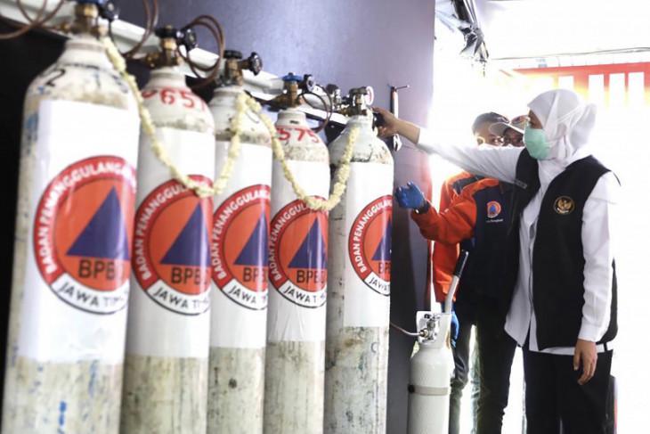 Pemprov Jatim buka depo isi ulang oksigen gratis di Malang