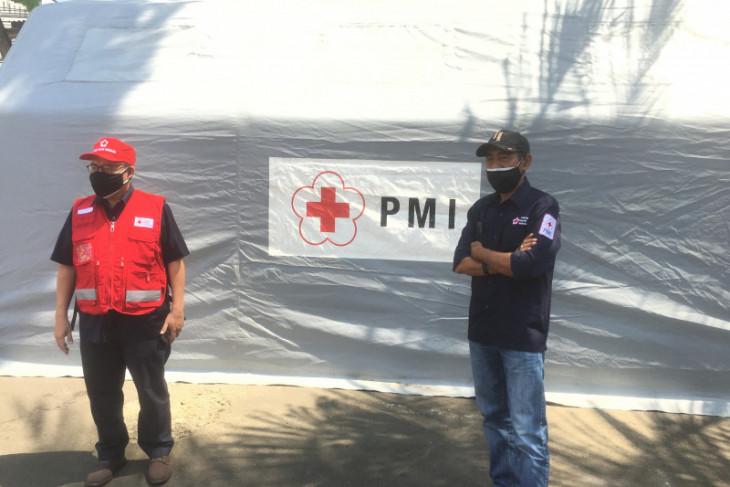 PMI bangun selter isolasi berbasis komunitas di permukiman padat DKI Jakarta