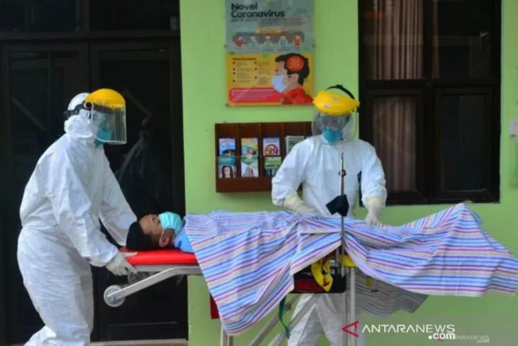 Lima pasien positif COVID-19 di Tarakan meninggal dunia