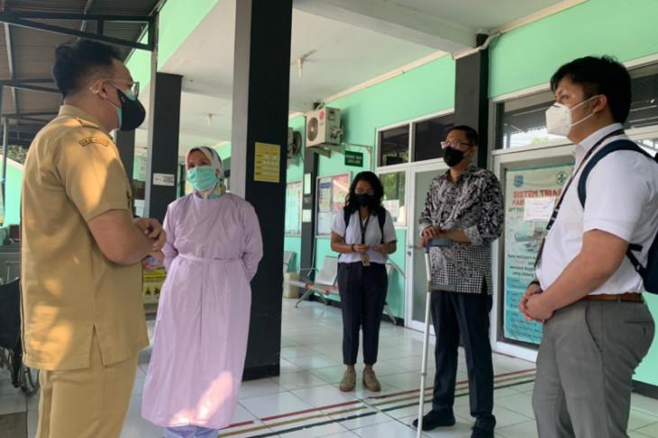 KSP pastikan pasokan oksigen di Tangerang Selatan mencukupi