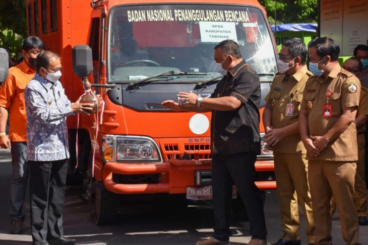 Denpasar terima bantuan 5 ton beras dari Pemprov Bali