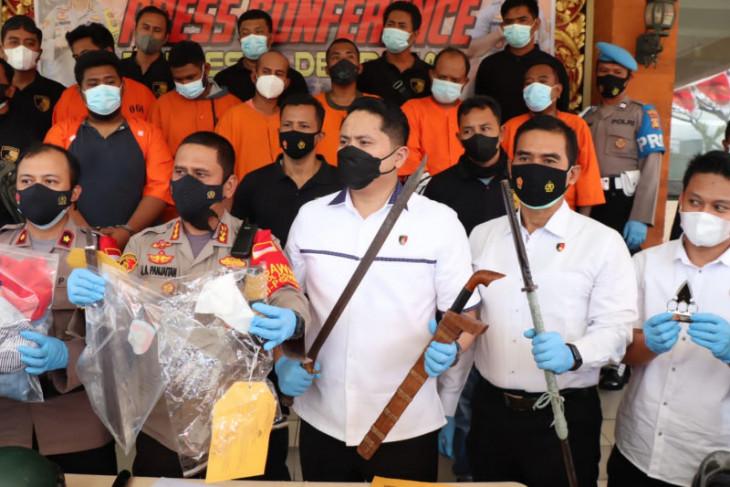 Polisi di Bali ungkap kasus pengeroyokan yang tewaskan satu korban