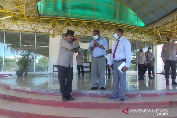 Rektor: Kegiatan akademik UNIPA menunggu keputusan senat