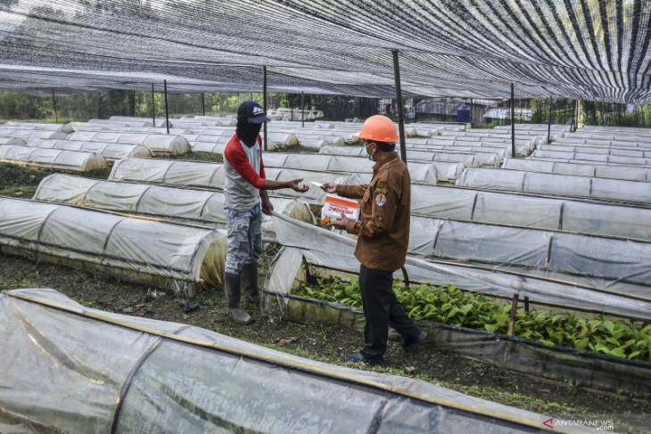 Kepedulian Perhutani kepada mitra kerja
