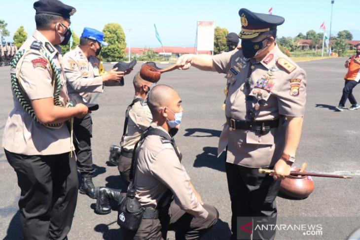 184 anak muda Papua sekolah polisi di Bengkulu