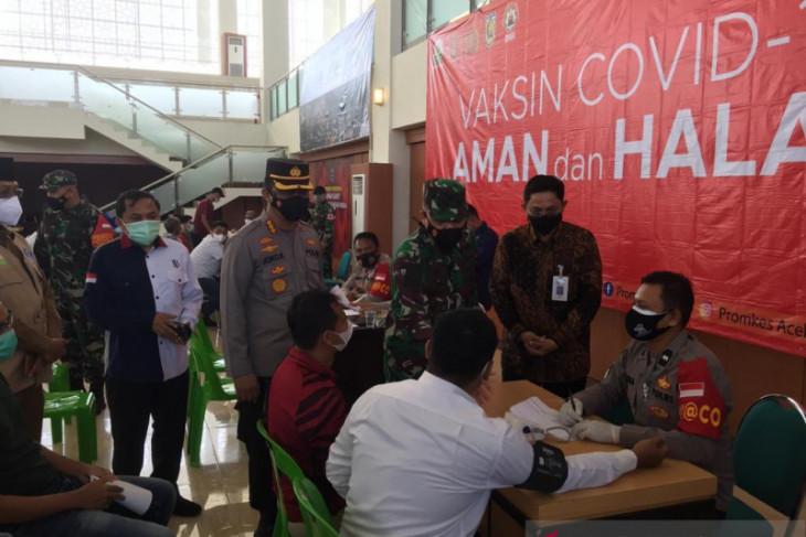 OJK Aceh: Vaksinasi jaga stabilitas sektor jasa keuangan