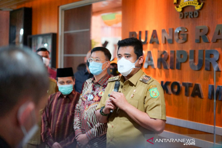 Pemkot Medan tambah anggaran menjadi Rp33 miliar bagi terdampak pandemi