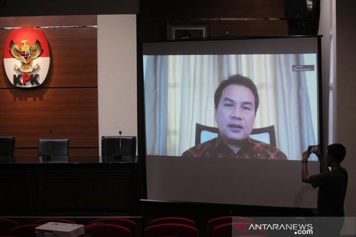 Wakil Ketua DPR Azis Syamsuddin beri pinjaman Rp200 juta ke mantan penyidik KPK Robin