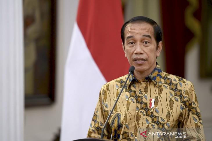 President Joko Widodo extends level 4 restrictions with adjustments