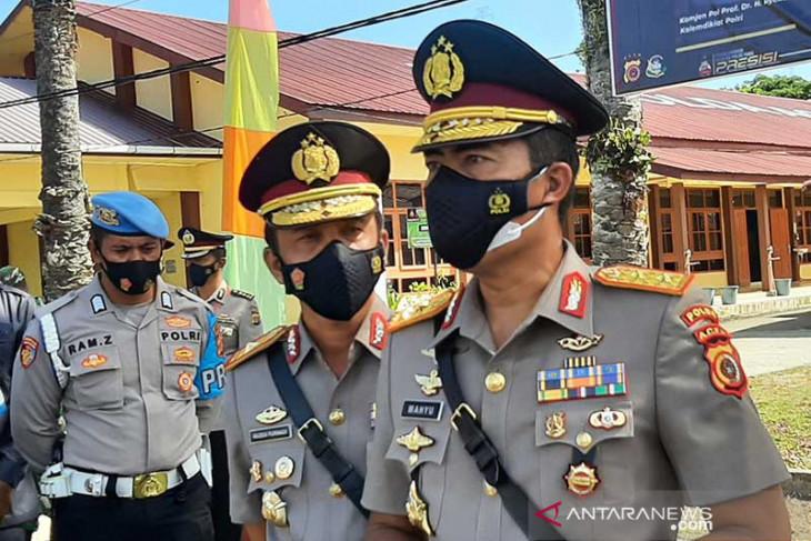 Kapolda dan sejumlah kapolres di Aceh diganti