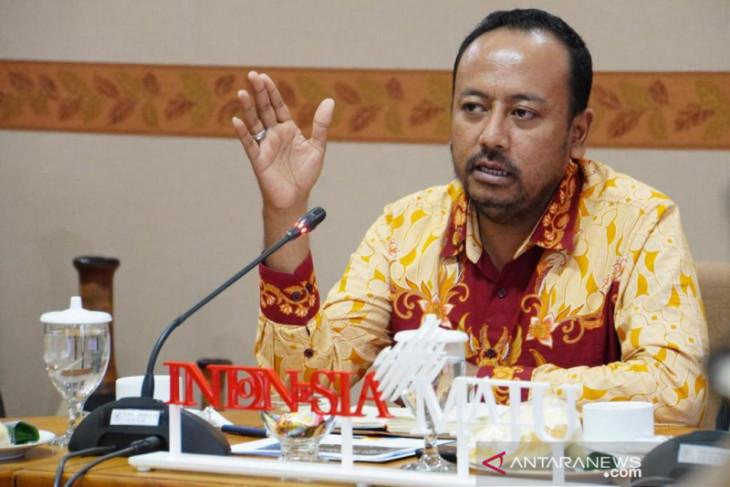 Ombudsman apresiasi Polda Banten bagikan ribuan bansos untuk pekerja dan buruh selama PPKM