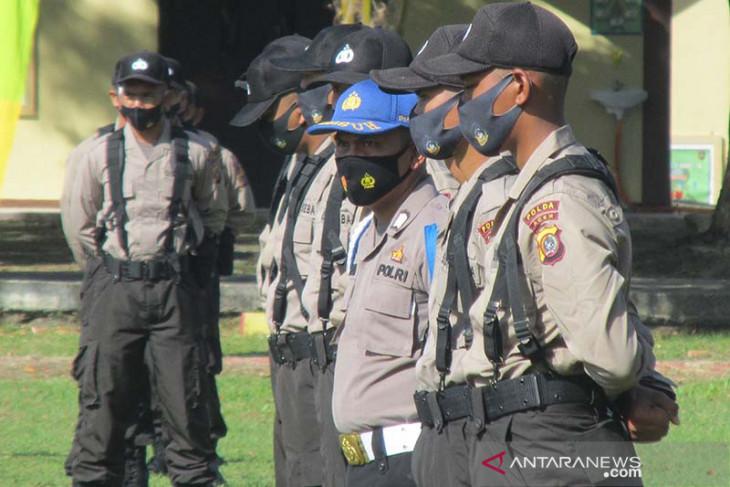 Polda Aceh terapkan prokes ketat pada pendidikan bintara Polri