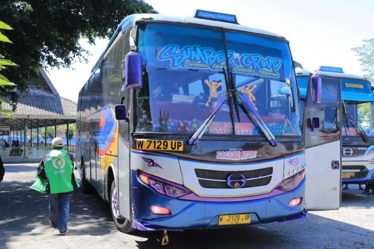 Terminal Purbaya Madiun kembali dikunjungi penumpang saat perpanjangan PPKM