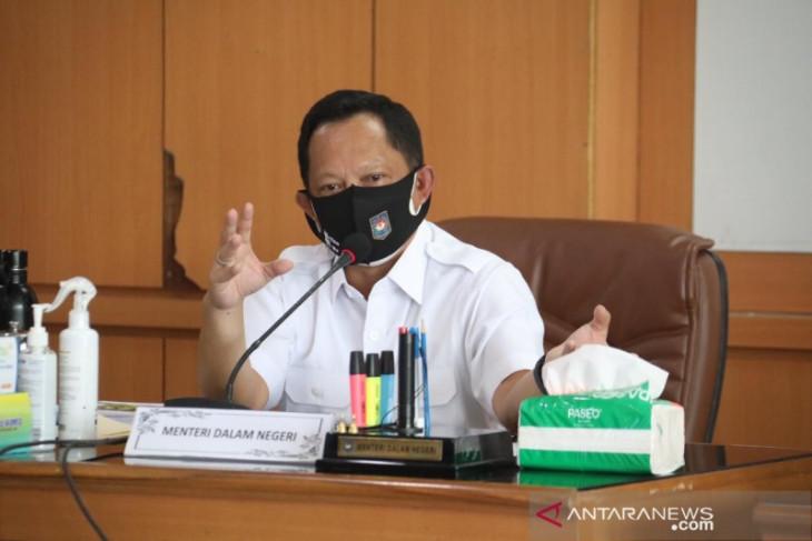 Capaian realisasi APBD Provinsi Gorontalo diapresiasi Mendagri