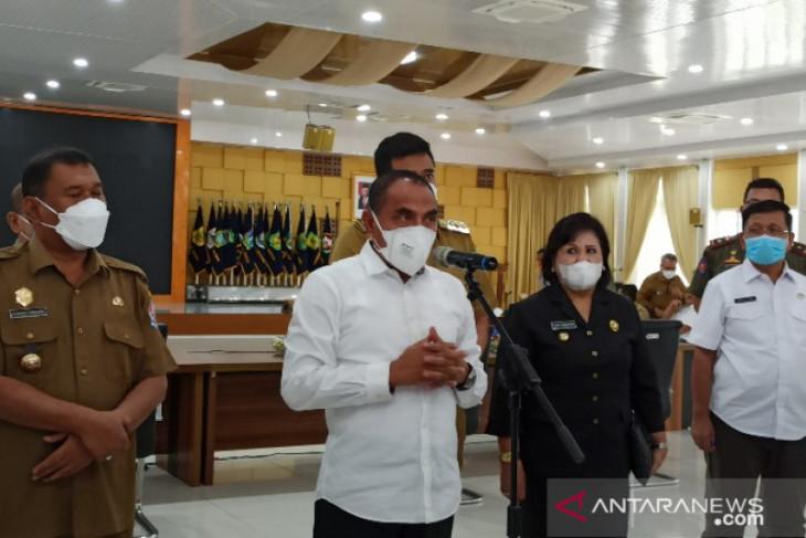 Gubernur Sumut minta kepala daerah pastikan ketersediaan obat COVID-19